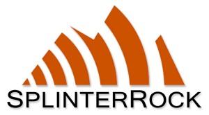 SplinterRock logo GOLD