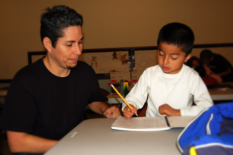 Volunteer with Homework Help